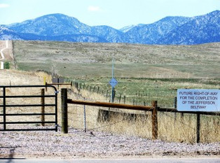 Hot Particle Politics on the Rocky Flats Highway