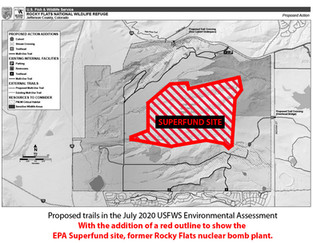 ACTION ALERT: Send comments to USFWS opposing the Rocky Mountain Greenway by July 30th