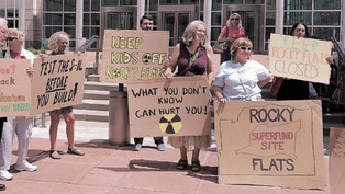 Halt the Opening of Rocky Flats