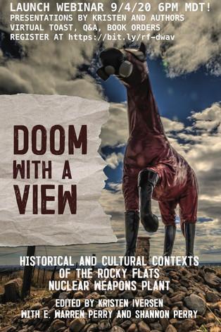 Book Launch For Kristen Iversen's New Book 9/4/2020
