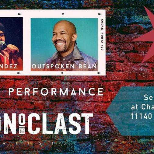 Iconoclast: Texas + Houston Poet Laureates