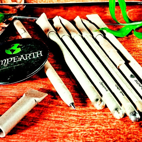 Plantable seed pens