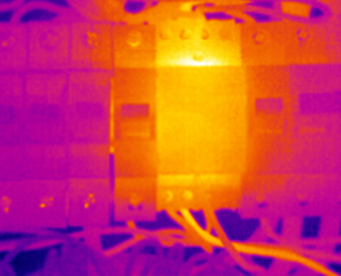 Thermal Switchboard Imaging