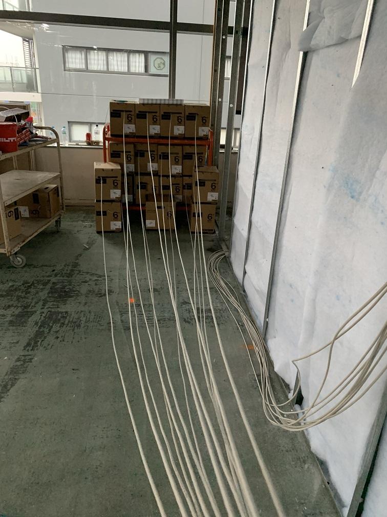 Data Installations