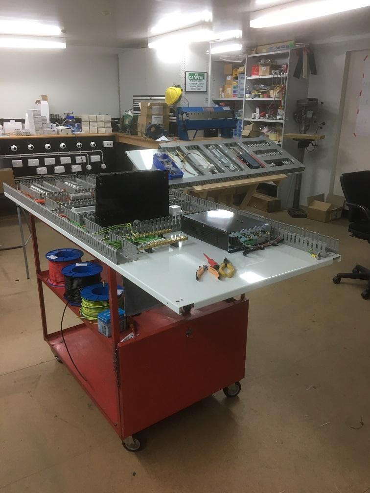 PLC Panel Design