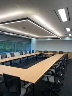 Custom Boardroom Lighting