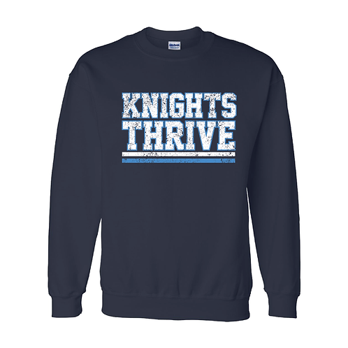 Knights Thrive Crew Fleece