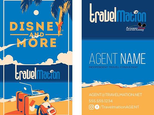 TM Disney© & More Business Cards