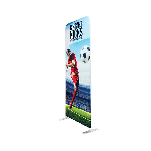 3' Stretch Fabric Display