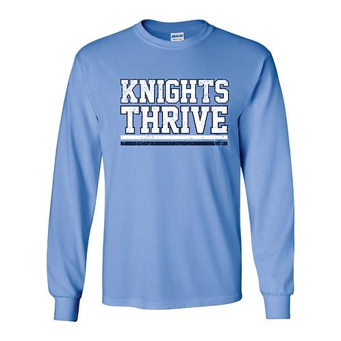 Knights Thrive L/S Tee