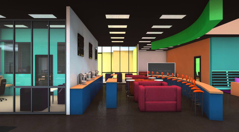South Star Library Concept