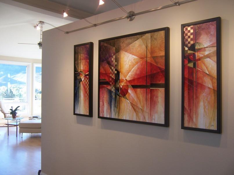 Art installation - Jay in Boulder, CO