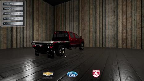 Harper Industries Truck Configurator