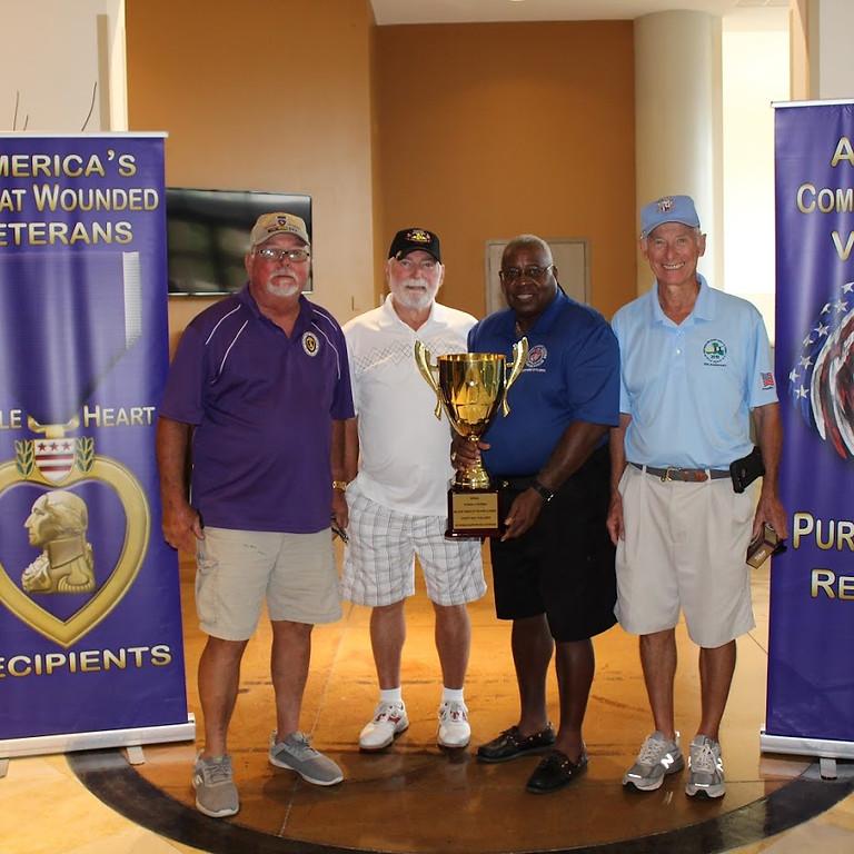 2nd Annual Purple Heart Golf Tournament