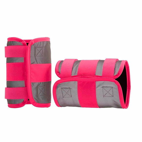 Mercury Leg Boots - Pink