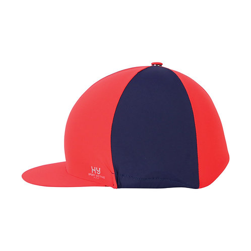 Hy Sport Active Hat Silk - Rosette Red