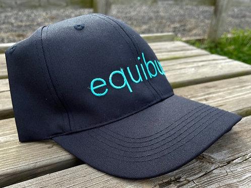 Equibug Cap - Black/Teal
