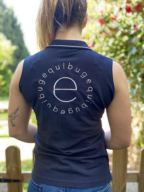 Equibug Sleeveless Polo Shirt