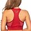 Thumbnail: Vivendi Sports Bra - Cherry Red