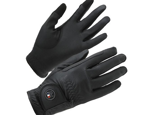 Metaro Ladies Riding Gloves - Black