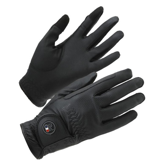 SS20-Metaro-Riding-Gloves-Black-Main-Ima