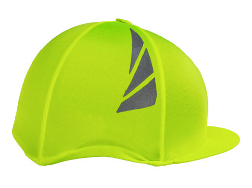 Reflector Hat Cover by Hy Equestrian
