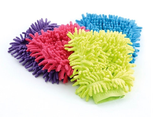 Microfibre Grooming Mitt