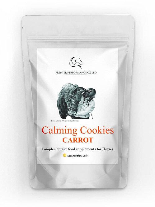 Calming Cookies Carrot (Pack of 10)