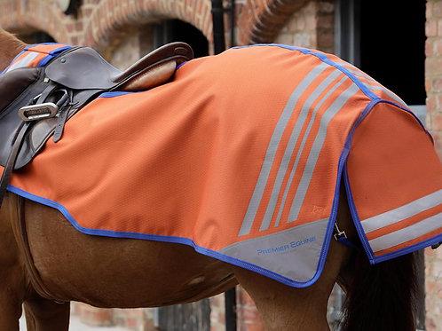 Stratus Horse Exercise Sheet - Burnt Orange