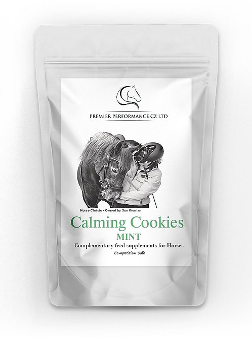 Calming Cookies Mint (Pack of 10)