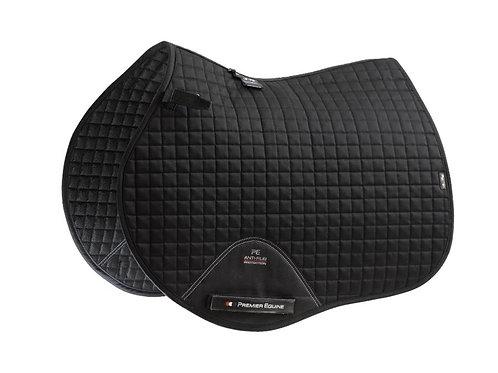 Close Contact Cotton GP/ Jump Saddle Pad - Black