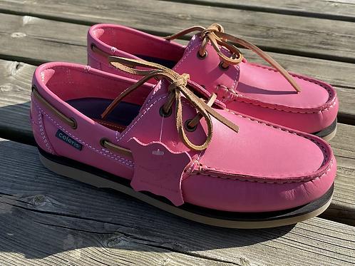 Celeris Deck Shoes - Pastel Pink