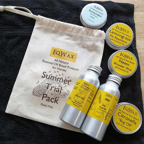 EqWax Summer Trial Pack