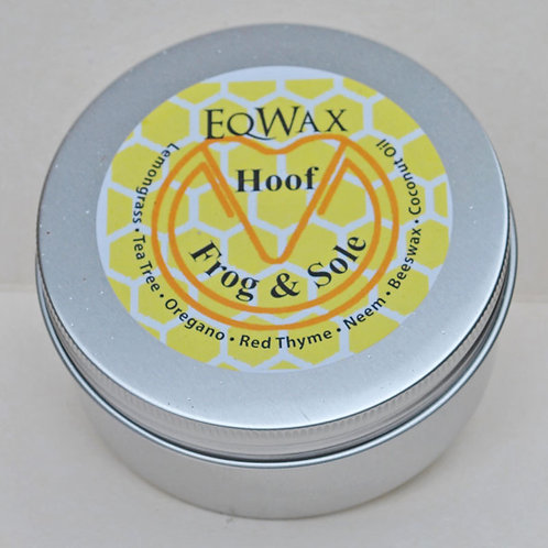 Hoof, Frog and Sole Balm