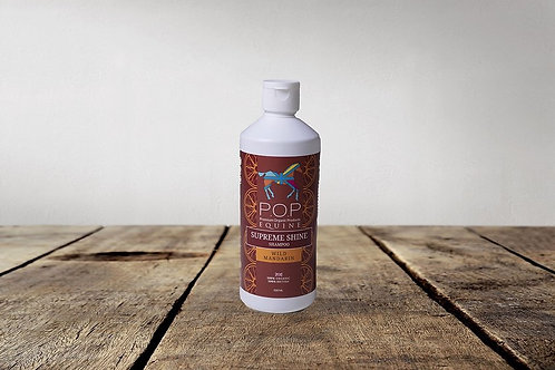 POP Equine Supreme Shine Shampoo - 500ml