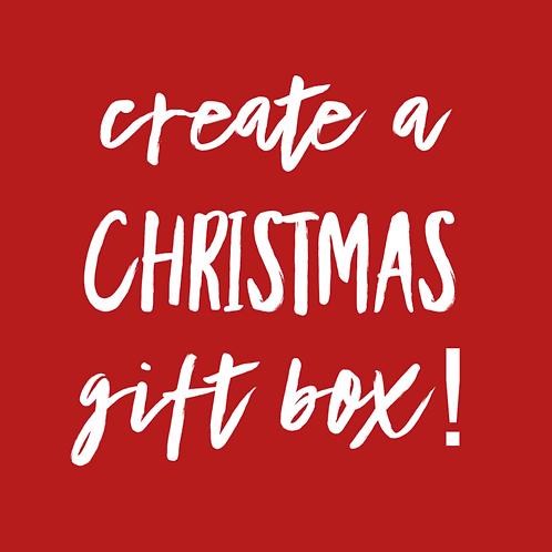 Deluxe Christmas Gift Box