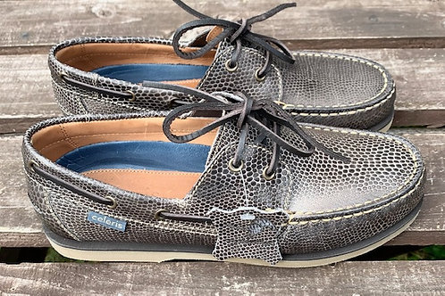 Celeris Deck Shoes - Stone Gekko