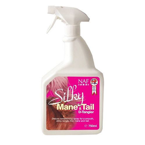 NAF D-Tangler Silky Mane & Tail Spray