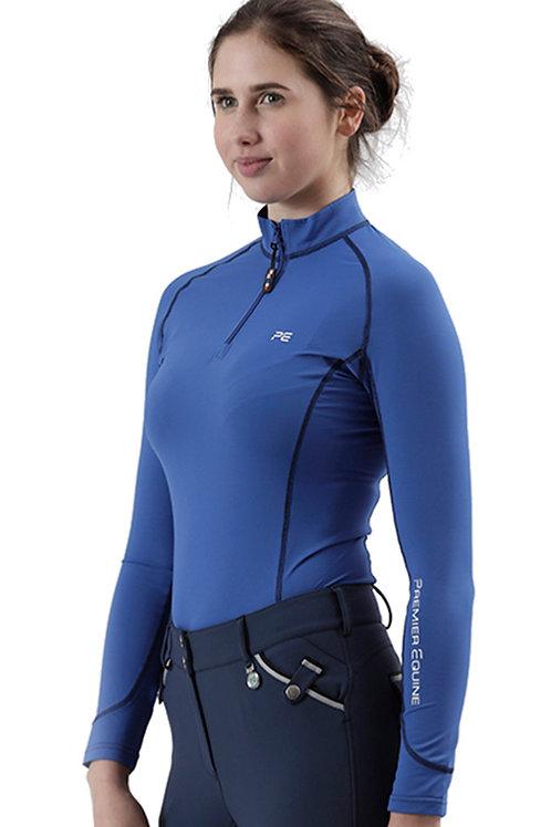 Oletta Technical Riding Baselayer - Royal Blue