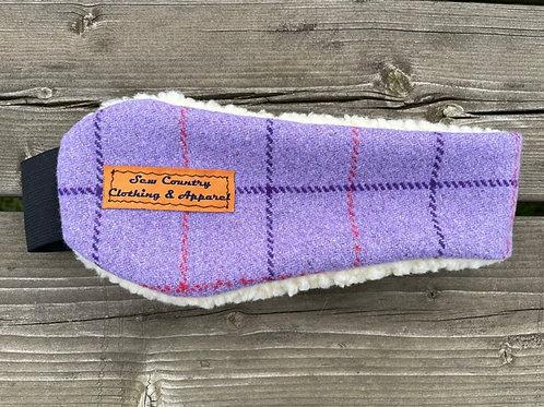 Lilac Tweed