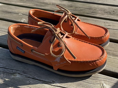 Celeris Deck Shoes - Orange