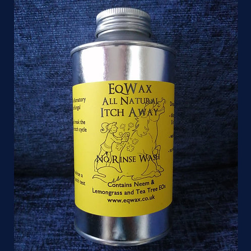 Itch Away No-Rinse Wash For Horses 500ml