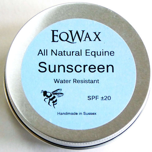 Natural Equine Sunscreen