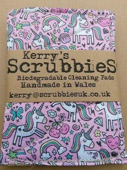 Kerry's Scrubbies - 2 Cleaning Pads