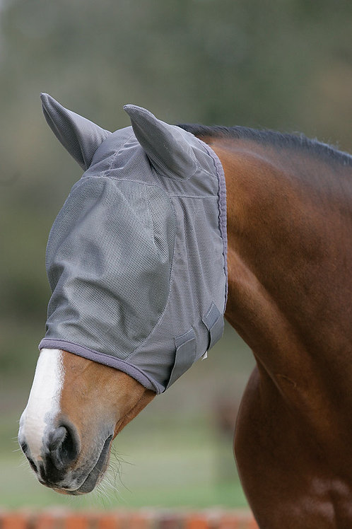 Mark Todd Fly Mask with Ears
