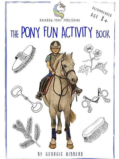The Pony Fun Activity Book