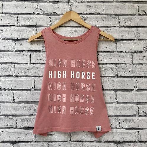 'High Horse' Fjord Tank