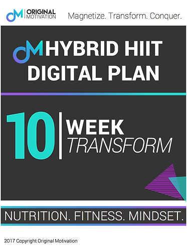 OM 10 Week FULL Program