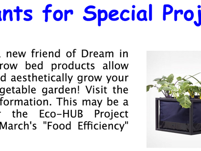 CFP is a new friend of Dream in Green