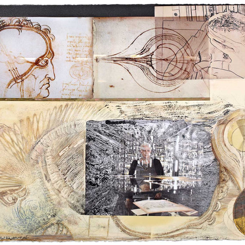 Homage to Leonardo's Scientific Manuscripts - Conscious Observation
